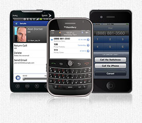 Unified Phone System smartphone